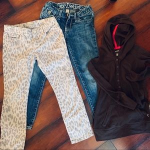 Gap Kids Denim Jeans Size 7 Bundle
